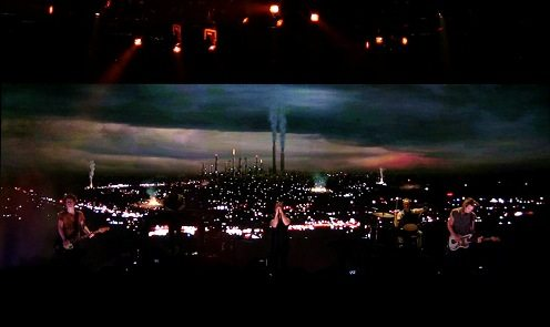 Nine Inch Nails - Lights In The Sky Tour